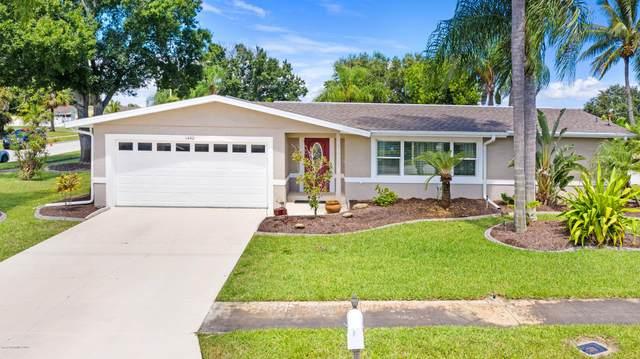 1440 W Central Avenue, Merritt Island, FL 32952 (MLS #885356) :: Blue Marlin Real Estate