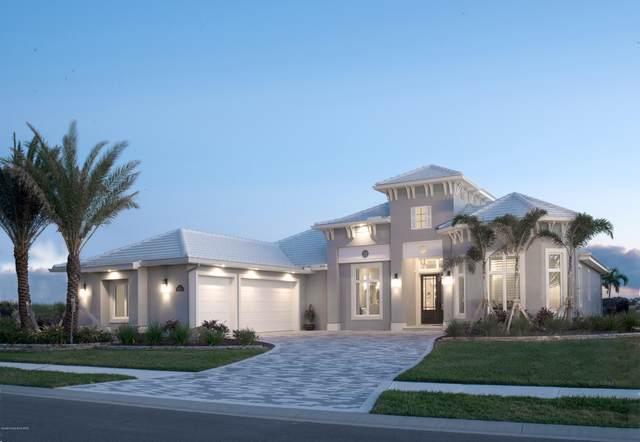 8499 Serrano Circle, Melbourne, FL 32940 (MLS #885377) :: Blue Marlin Real Estate