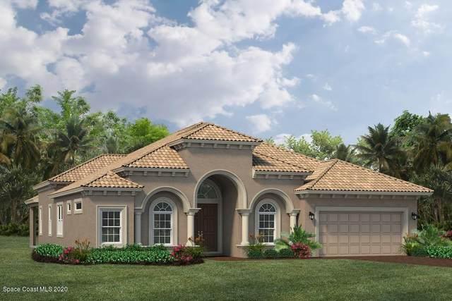 8427 Crimson Drive, Melbourne, FL 32940 (MLS #885386) :: Premium Properties Real Estate Services