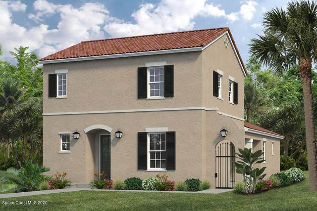2249 Zuma Lane, Melbourne, FL 32940 (MLS #885390) :: Blue Marlin Real Estate
