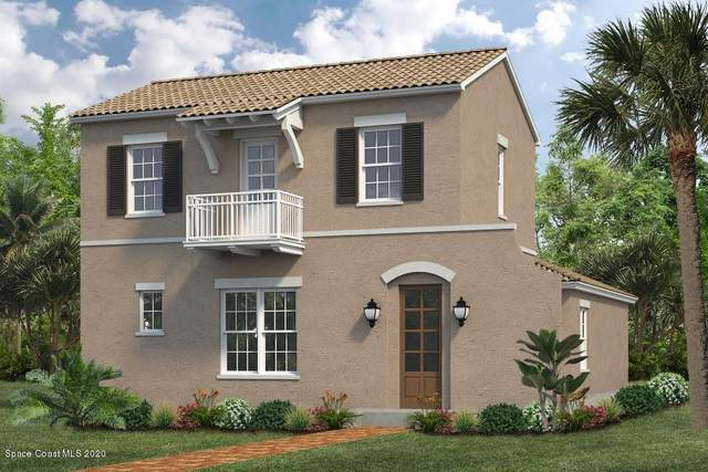 2245 Zuma Lane, Melbourne, FL 32940 (MLS #885392) :: Blue Marlin Real Estate