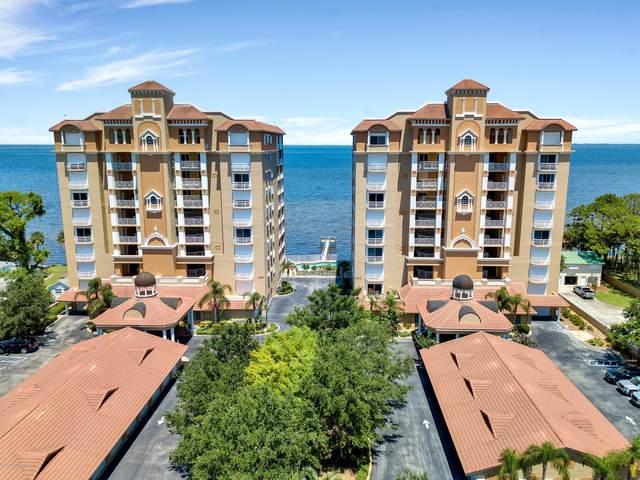 3205 S Washington Avenue #1003, Titusville, FL 32780 (MLS #885394) :: Blue Marlin Real Estate