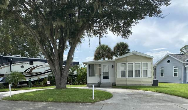 2160 Orbiter Court #164, Titusville, FL 32796 (MLS #885396) :: Engel & Voelkers Melbourne Central
