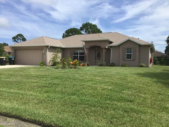342 Hammock Road SE, Palm Bay, FL 32909 (MLS #885399) :: Blue Marlin Real Estate