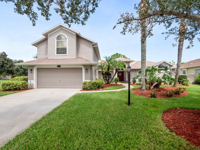 6001 Newbury Circle, Melbourne, FL 32940 (MLS #885414) :: Engel & Voelkers Melbourne Central