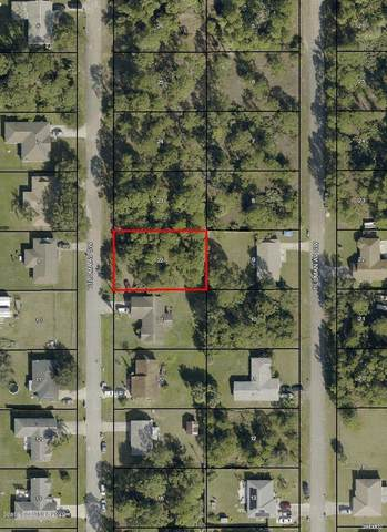 449 Tuloma Avenue SW, Palm Bay, FL 32908 (MLS #885421) :: Blue Marlin Real Estate