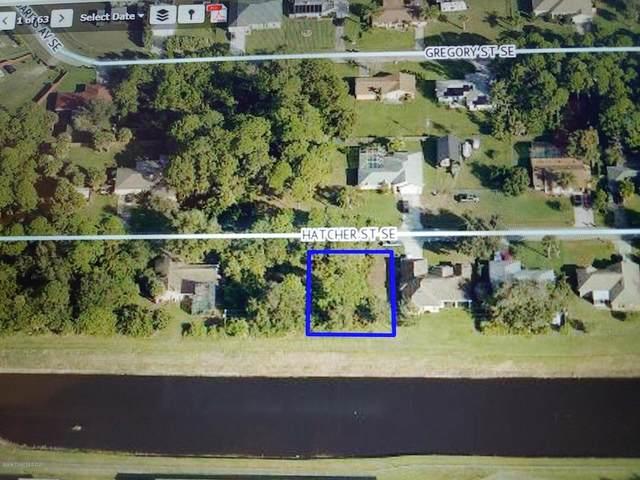 490 Hatcher Street SE, Palm Bay, FL 32909 (MLS #885422) :: Engel & Voelkers Melbourne Central