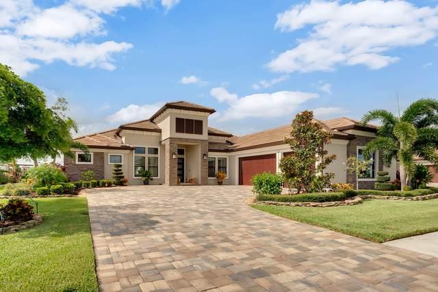 8071 Barrosa Circle, Melbourne, FL 32940 (MLS #885423) :: Premium Properties Real Estate Services