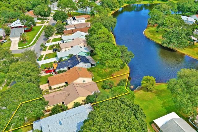 3147 Winchester Drive, Cocoa, FL 32926 (MLS #885426) :: Blue Marlin Real Estate