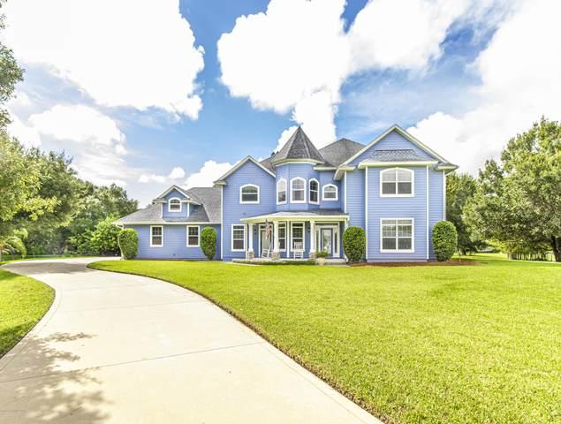 2503 Alanna Lane, Melbourne, FL 32934 (MLS #885431) :: Armel Real Estate