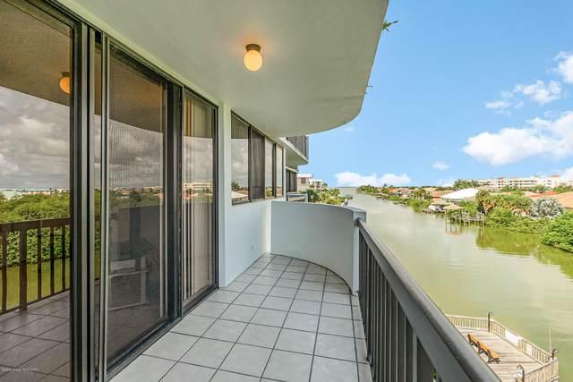300 Columbia Drive #4071, Cape Canaveral, FL 32920 (MLS #885445) :: Premium Properties Real Estate Services