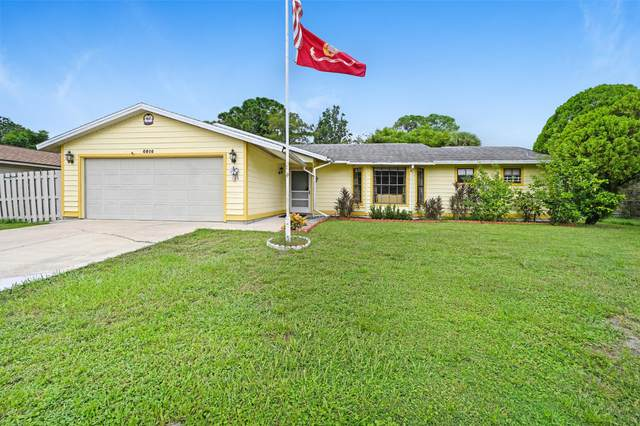 6020 Cannon Avenue, Cocoa, FL 32927 (MLS #885452) :: Engel & Voelkers Melbourne Central