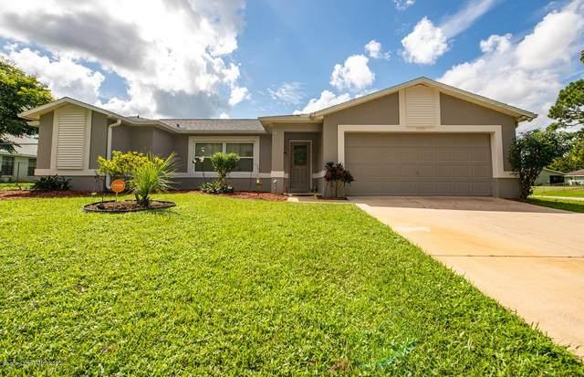 1399 Ashboro Circle SE, Palm Bay, FL 32909 (MLS #885474) :: Blue Marlin Real Estate