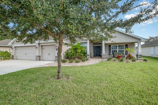 2244 Merlin Drive, West Melbourne, FL 32904 (MLS #885481) :: Engel & Voelkers Melbourne Central