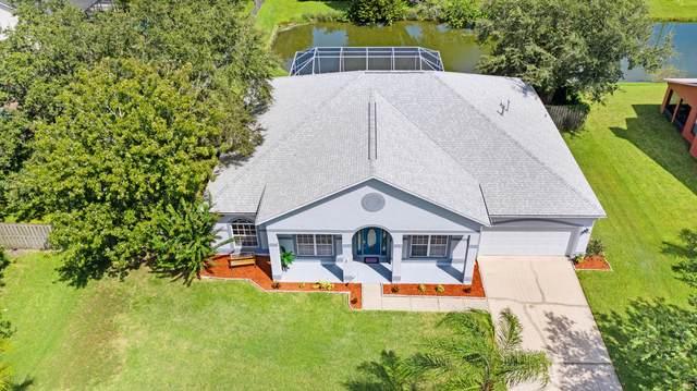 1452 Victoria Boulevard, Rockledge, FL 32955 (MLS #885501) :: Blue Marlin Real Estate