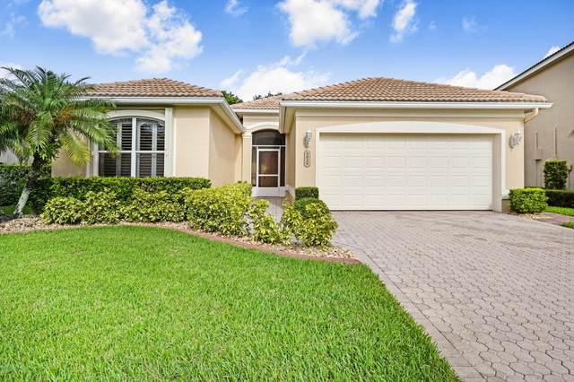 8056 Kingswood Way, Melbourne, FL 32940 (MLS #885506) :: Engel & Voelkers Melbourne Central