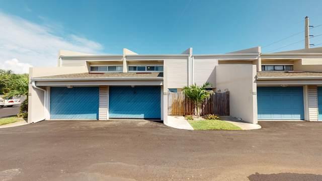 1702 Atlantic Street 1D, Melbourne Beach, FL 32951 (MLS #885510) :: Armel Real Estate