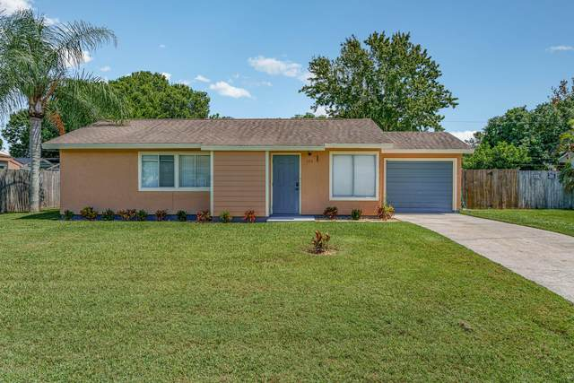 175 Jablo Avenue, Cocoa, FL 32927 (MLS #885529) :: Blue Marlin Real Estate