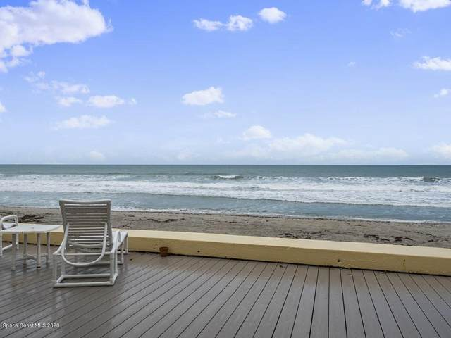 1425 Highway A1a #15, Satellite Beach, FL 32937 (MLS #885534) :: Engel & Voelkers Melbourne Central