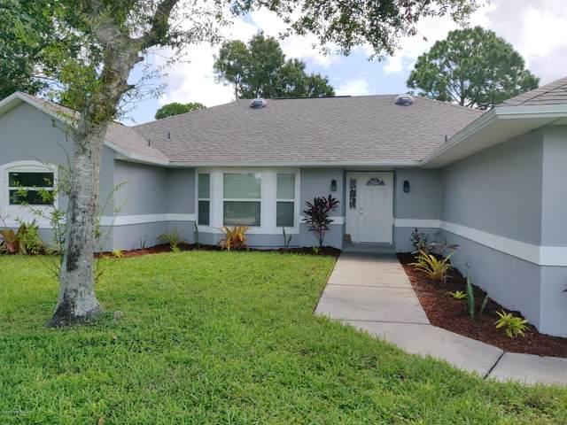 1031 Roanoke Court NE, Palm Bay, FL 32907 (MLS #885542) :: Blue Marlin Real Estate