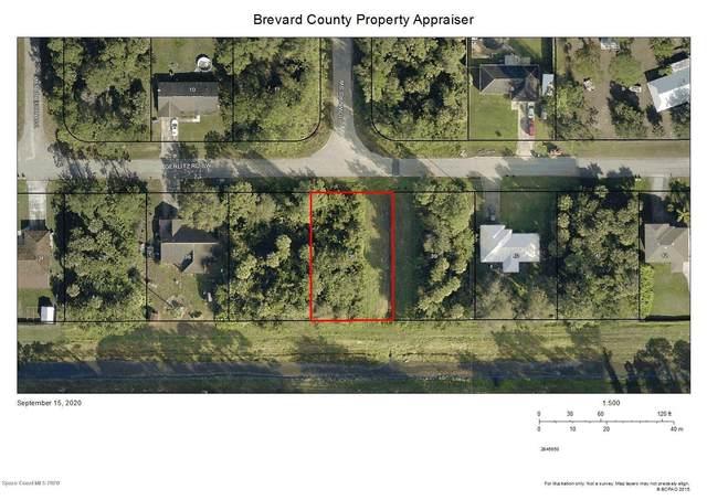 786 Gerlitz Road SW, Palm Bay, FL 32908 (MLS #885553) :: Blue Marlin Real Estate