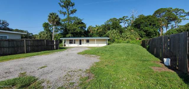 2300 Wood Street, Melbourne, FL 32904 (MLS #885562) :: Blue Marlin Real Estate