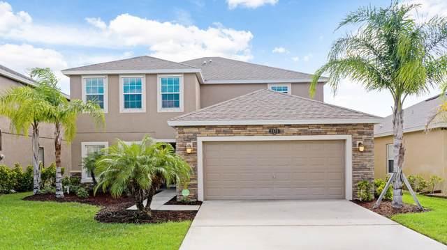 2575 Snapdragon Drive NW, Palm Bay, FL 32907 (MLS #885568) :: Blue Marlin Real Estate