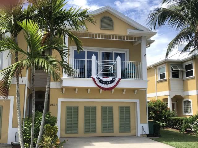 2536 N Highway A1a, Indialantic, FL 32903 (MLS #885578) :: Armel Real Estate