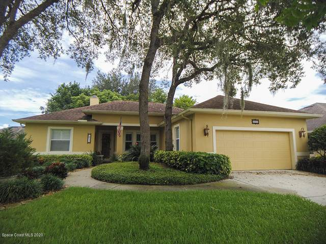 2562 Christopher Drive, Titusville, FL 32780 (MLS #885591) :: Blue Marlin Real Estate