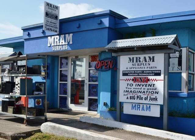 3060 Dixie Highway NE, Palm Bay, FL 32905 (MLS #885592) :: Premium Properties Real Estate Services