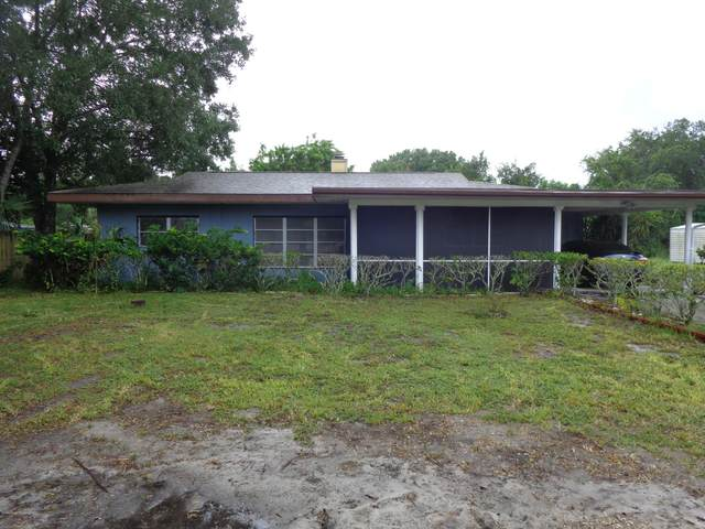 279 Woodland Drive, West Melbourne, FL 32904 (MLS #885594) :: Blue Marlin Real Estate