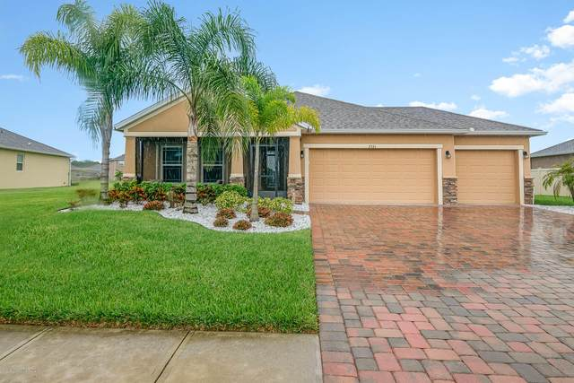 2361 Nutmeg Lane SE, Palm Bay, FL 32909 (MLS #885598) :: Engel & Voelkers Melbourne Central