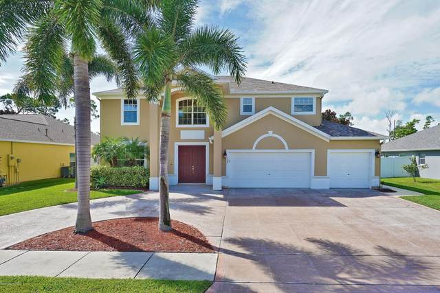 348 Castlewood Lane, Rockledge, FL 32955 (MLS #885620) :: Premium Properties Real Estate Services