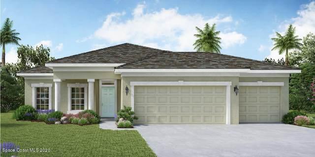 8371 Laguna Circle, Micco, FL 32976 (MLS #885627) :: Premium Properties Real Estate Services