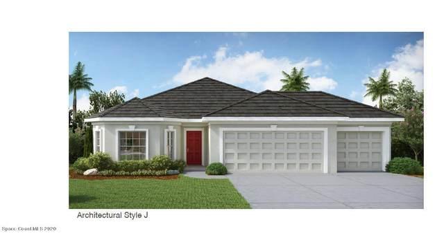 8381 Laguna Circle, Micco, FL 32976 (MLS #885628) :: Premium Properties Real Estate Services
