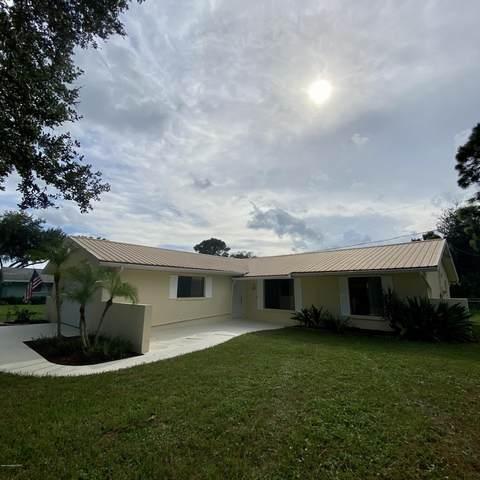 1280 Katrina NE, Palm Bay, FL 32905 (MLS #885629) :: Engel & Voelkers Melbourne Central