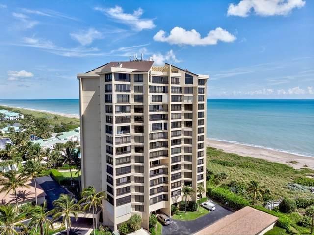 2400 S Ocean Drive #8154, Ft. Pierce, FL 34949 (MLS #885639) :: Premium Properties Real Estate Services