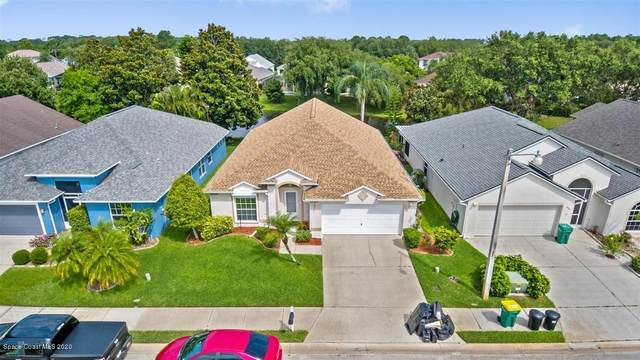902 Shaw Circle, Melbourne, FL 32940 (MLS #885655) :: Armel Real Estate