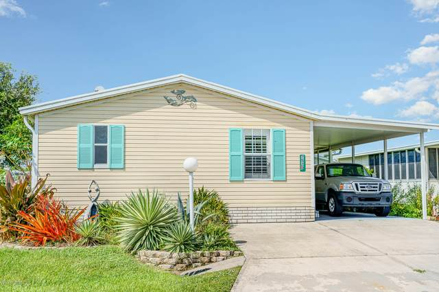 7520 Chasta Road, Micco, FL 32976 (MLS #885656) :: Blue Marlin Real Estate