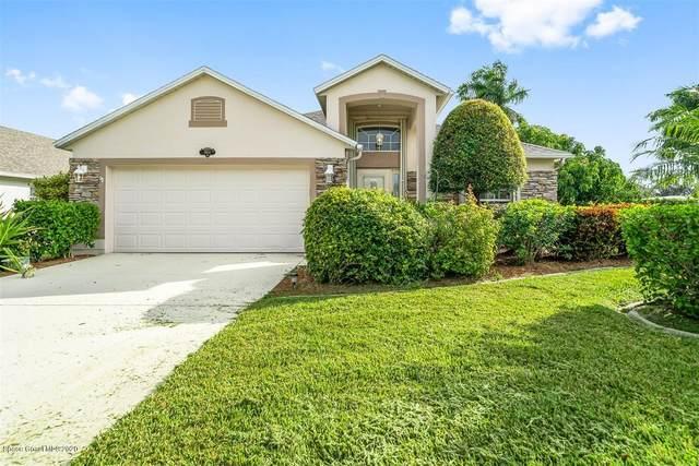 1604 Timacuan Drive, Melbourne, FL 32940 (MLS #885665) :: Engel & Voelkers Melbourne Central