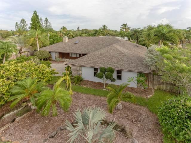 420 Pine Tree Drive, Indialantic, FL 32903 (MLS #885680) :: Blue Marlin Real Estate