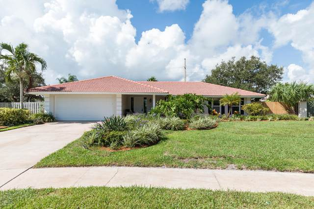 575 S Rio Casa Drive S, Indialantic, FL 32903 (MLS #885685) :: Blue Marlin Real Estate