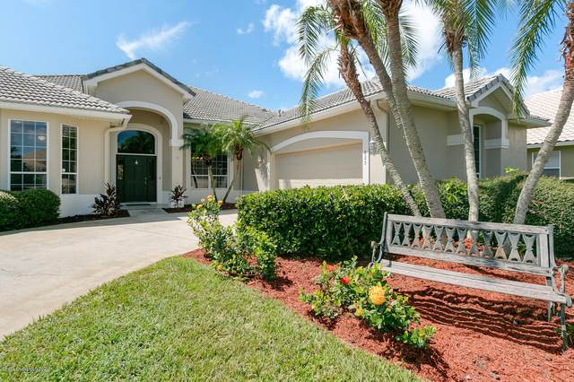 825 Venturi Court, Melbourne, FL 32940 (MLS #885686) :: Blue Marlin Real Estate