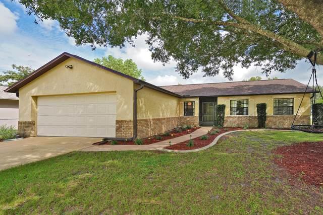 3806 Parapet Drive, Cocoa, FL 32926 (MLS #885704) :: Blue Marlin Real Estate