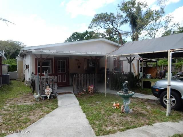 725 Vine Street, Melbourne, FL 32904 (MLS #885706) :: Blue Marlin Real Estate