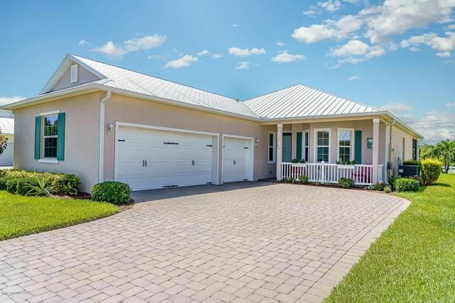 3790 Alamanda Key Drive, Melbourne, FL 32901 (MLS #885711) :: Blue Marlin Real Estate