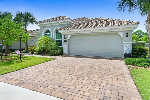 3739 Poseidon Way, Melbourne, FL 32903 (MLS #885716) :: Armel Real Estate