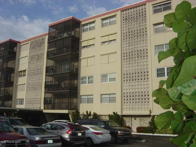 205 Highway A1a #204, Satellite Beach, FL 32937 (MLS #885723) :: Armel Real Estate