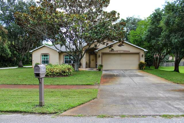 6797 Opal Avenue, Cocoa, FL 32927 (MLS #885724) :: Coldwell Banker Realty