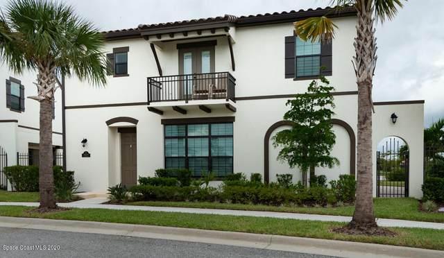 7072 Mercado Lane, Melbourne, FL 32940 (MLS #885729) :: Premium Properties Real Estate Services